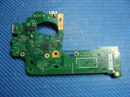 laptop inspiron NZ - Free Shipping For DELL Inspiron N5110 laptop Audio USB LAN board IO board DQ15 Ti IO Board 48.4IE15.031