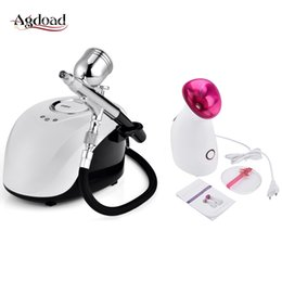 steamer beauty NZ - Nano Sprayer Spa Facial Steamer High Pressure Mist Moisturizing Anti Aging Face Steamer Machine Beauty Humidifier Skin Care Tool
