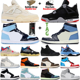 Wholesale golds bond for sale - Group buy Sail Black Cat Bred s Guava Ice Twist White Cement What The Mens Basketball Shoes s Travis Scotts Obsidian UNC Fearless Women Sneakers