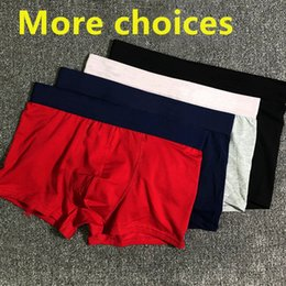 Wholesale quality mens underpants resale online - mens underwears boxers briefs Newest pull in Underwear Men Boxers Mixed colors Quality Underwears men Sexy men s Boxer Shorts Men Underpants