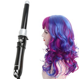 kc tools NZ - Automatic Hair Curler StyleCare Prestige Auto Curler Curve Curler Range Curling Irons Styling Tools with LCD Screen