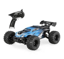gear toys for kids NZ - 2020 New HBX 1 18 18858 2.4GHz 4WD RC Car High Speed Electric Car Off-road RC Racing Truggy Truck RTR Toys for Kids