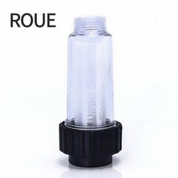 "washer filter Australia - ROUE Inlet Water Filter G 3 4"" Fitting Medium (mg-032) Compatible With All Karcher K2 - K7 Series Pressure Washers U0yZ#"