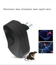 electronic bug repellent Australia - Useful Mosquito Killer Electronic Multi-Purpose Ultrasonic Pest Repeller Reject Rat Mouse Repellent Anti Rodent Bug Reject T200529