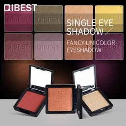 pink grey eyeshadow Australia - QIBEST Brand 24 Color Makeup Eyeshadow Shimmer Shining Pearl Glitter Eye Shadow Powder Palette Lasting Color Make Up Eye Shadow