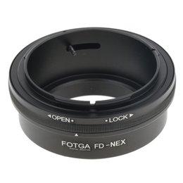 Para Canon FD Lentes Para NEX E adaptador de montura FD-NEX en venta