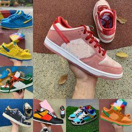 2020 Orange Bears Chunky Dunky Dunk Running Shoes ACG Terra Laser University Red Nasty Boys Low StrangeLove Mens Women Trainers Sneakers on Sale