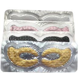 Wholesale Collagen Crystal Eye Mask Patches For Eye Bags Wrinkle Dark Circles Lighten Fine Lines Deep Moisturizing Eye Pads