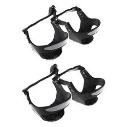 2 паров Светоотражающего Гололед обувь загрузка Цанга Тяговых Бутсы 5 зубов L + XL на Распродаже