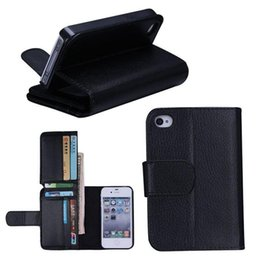 iphone multifunction case 5s Australia - Multifunction Pu Flip Leather Case Wallet Photo Frame Cover Pouch With Card Holder For Iphone 5s 6 6s Plus 7 7 Plus Samsung S6 Edge S7