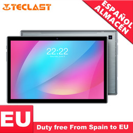 teclast octa core tablets 2020 - Teclast P20 4G Phone Call Tablets Octa Core 10.1 inch IPS 1280*800 2GB RAM 32GB ROM GPS Type-C Android 10.0 6000mAh tabl