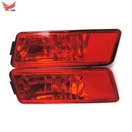 A piece YI-LAN Car Rear Bumper Reflector Light 05178273 05178272 For Journey 2009-2011 Rear Bumper Fog Lights