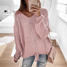 Wholesale cute korean women clothing for sale – custom Sweater Female Korean Harajuku Cute Clothing kg75 For Women Women s Casual Sweaters Japanese Kawaii Pullover XL M Autumn