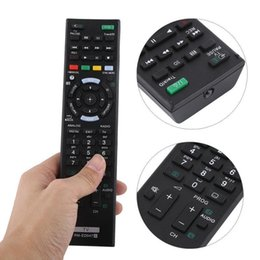dvd remote control sony Canada - 1pcs Remote Control Replacement Controller For Sony Lcd Led Smart Tv Rm -Ed047