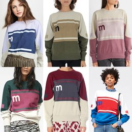 Ladies Designer Hoodies Mulheres Outono Inverno manga comprida Luxo Hoodie M Letter Marca camisola Casual camisola Mens Streetwear 20821K