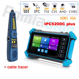 test tools 2021 - CCTV-tester-monitor IIPC camera tester poe 8MP AHD TVI CVI SDI cable tracer RJ45 cable TDR test Rapid ONVIF cctv tester tool