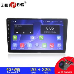 internet radio stereo NZ - Android 9.1 4G internet wifi 2 din car radio for universal car dvd player autoradio audio stereo auto radio 2G 32G