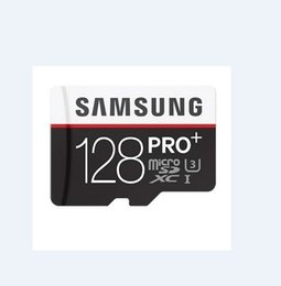 1PCS 32GB / 64GB / 128GB / 256GB Samsung PRO + Micro SD-Karte Class10 / Tablet PC-TF-Karte C10 / Kamera-Speicherkarte / SDXC-Karte 90MB / S im Angebot