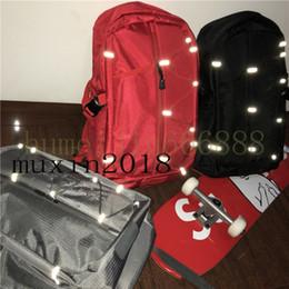 Toptan satış sup backpack Moda çanta büyük kapasiteli silindirik seyahat çantası çok fonksiyonlu ayakkabı çanta spor çanta Messenger çanta omuz çantaları ücretsiz kargo