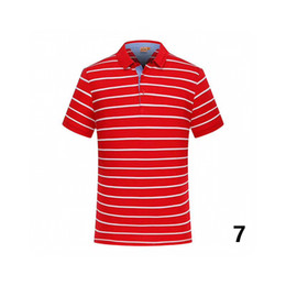 20-28 summer cotton solid color new style brand men's polo top quality luxury1 men's polo shirt factory for sale on Sale
