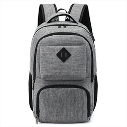 urban phone UK - Brand Men Backpack Travel Comfort Fashion Urban Male Backpack for 15.6inch Laptop Breathable Rucksack Mochila School Bag Bagpack
