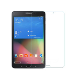 Wholesale temper class for sale - Group buy 0 mm Premium Tempered Glass For Samsung Galaxy Tab T310 T230 T350 P350 P6800 T280 Transparent Class Screen Protector