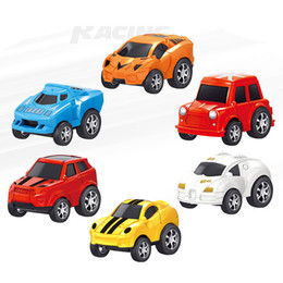 model cannons wholesale Australia - Various styles Mini return car children's car simulation car model children's toys ornaments and decorations gifts for children toy