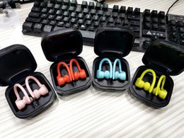 Wholesale bluetooth sony headphones for sale - Group buy New Hot Stylist TWS Headphone Wireless Bluetooth Ear Hook earphones Sports style headset color available