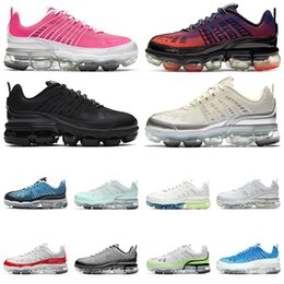 Wholesale 2020 New Men Women 360 Running Shoes Triple Black White Green Pink Laser Blue Mens Trainers Sports Sneakers Runners