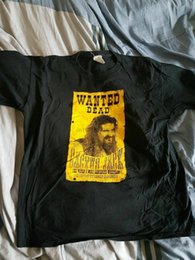 Wwf Ecw Cactus Jack T-Shirt Mick Foley Roh TNA Usa Reprint im Angebot