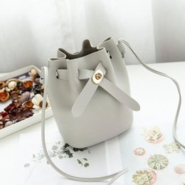Wholesale New Korean Version Mini Bag Bag Shoulder Small Women Mini Pu Leather Messenger Tote Crossbody Zxp9#