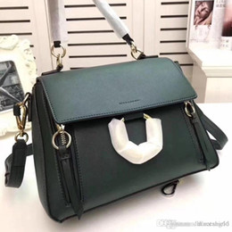 chain ring cover NZ - Designer Top Quailty Shoulder Bag Women Bag Flap Top With Chain-Clip and Metal Ring Free Shipping