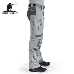 Wholesale wide leg work pants for sale – dress Mege Tactical Pants Clothing Men Work clothes US Army Cargo Pants Outdoor Combat Trousers Paintball Wide Leg