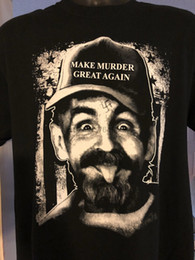 charles shirts NZ - Charles Manson - Make Murder Great Again T-shirt V2 Trump MAGA Dahmer Gein