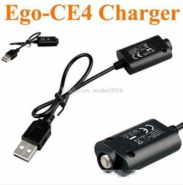 charger usb for vision spinner NZ - 2019 ce3 ce4 Ego USB Charger usb cable Electronic Cigarette E Cig Chargers for Ego T Ego c EVOD twist vision spinner mini battery