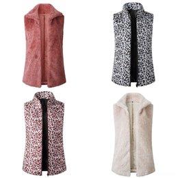 Wholesale kids mink coats resale online - zLD4n Girls Sweater Vest Knitted Princess Vest mink velvet knit Pullover Spring Kids Baby Outerwear Clothes Children Coat