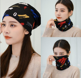 children polka dot scarf Australia - Mask scrafs Protection Face Cover Kid's winter Summer Outdoor Cycling Scraf Bandana Neck Children Anti-fog Headwear PM2.5 Mask no Filter UK
