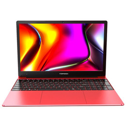 laptop UK - 15.6'' -4510U Laptop Portable Business Ultra-thin Women Red Netbook Designer Office Gaming Computer Multifunctional Notebook