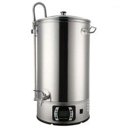 Wholesale Electric Kettles 60 Liters Brewery Micro-brewery Beer Brewing Kettle1