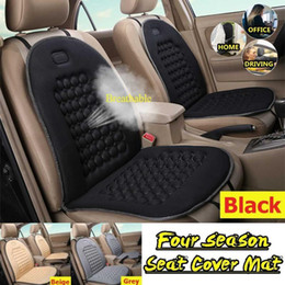 covers for van UK - 2PCS Car Seat Cover Protector Auto Front Back Rear Backrest Auto Interior For Car Van Truck Office Home1