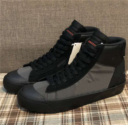 Wholesale boys blue blazers for sale - Group buy Blazer Skateboard Trainers All Hallows Eve Studio Ow Outdoor Sports Fashion Shoes Serena Williams Women Men Skate Shoes