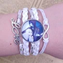 Wholesale angel death online – design 2020 Anime Leather Bracelet Ray Angels Of Death Time Gem Unique Multilayer Infinity Love Retro Women Female Drop Shipping Sldts yxlbsv