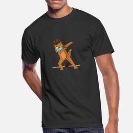 Corona virus dabbing face mask virus cat T Shirt Cool Vintage Sports Tracksuit Hoodie Sweatshirt