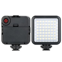 Ingrosso Lampeggia la mini fotocamera Video Light Light Light Light Pografica Pografia a LED per DJI Osmo Pocket