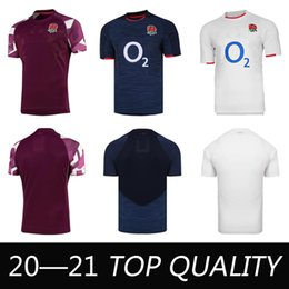 Wholesale big new jersey resale online - new England HOME away Rugby Jerseys Shirt International League Adult nice Rugby jersey shirt big size s xl