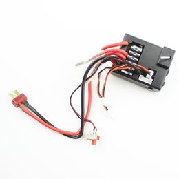 toy electric car parts NZ - for Wltoys 12428 12427 12423 12628 12428-A B C 12429 RC Car Spare Parts 12428-0056 Circuit Board Receiver Main Boa