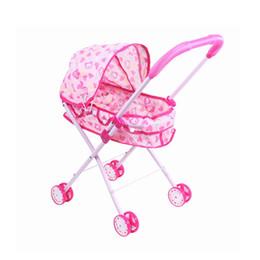 venda por atacado Boneca casa acessórios simulação mobiliário brinquedo cadeiras balanço cama cadeira de jantar bebê jogar casa fingir jogar brinquedo