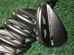 Golf Club SM8 Series Sand Bar Black / Argento / Gun Grey Dig Up Up Bar in Offerta