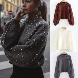 20 Fashion Womens Sweater for Autumn and Winter Europe Casual Women High Quality sweaters Fleece Streetwear