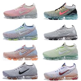 venda por atacado wholesale Nike off white Air Max 97 shoes Vapormax flyknit running shoe airmax react TN 270 air force 1 one af1 casual sneakers 90